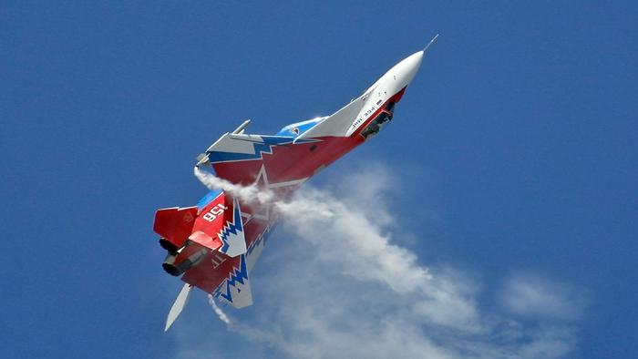 Top 10 Aerobatic Displays