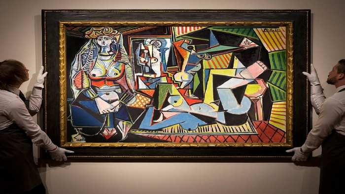 Top 10 Most Expensive Pieces Of Art