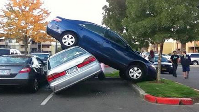 Top 10 Parking Fails