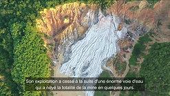 Glacier de sel Makola