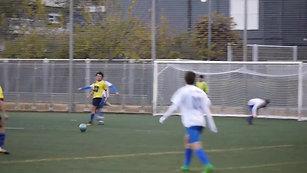 Juvenil A  vs  Parc 16-17