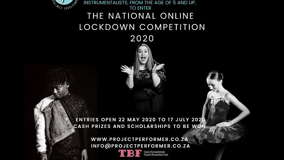 Project Performer National Online Lockdown Competition 2020