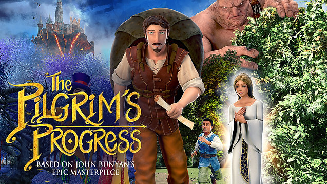 The Pilgrims Progress - Trailer [Official] (HD)