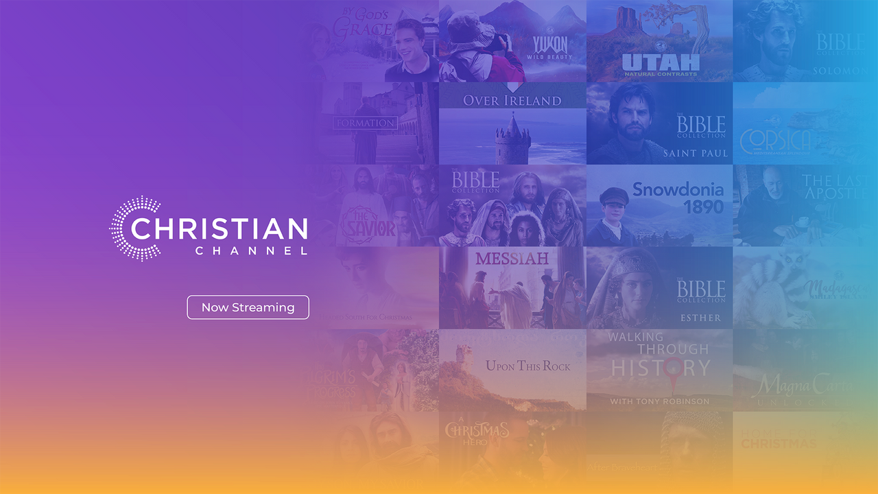 Christian Channel Streaming New