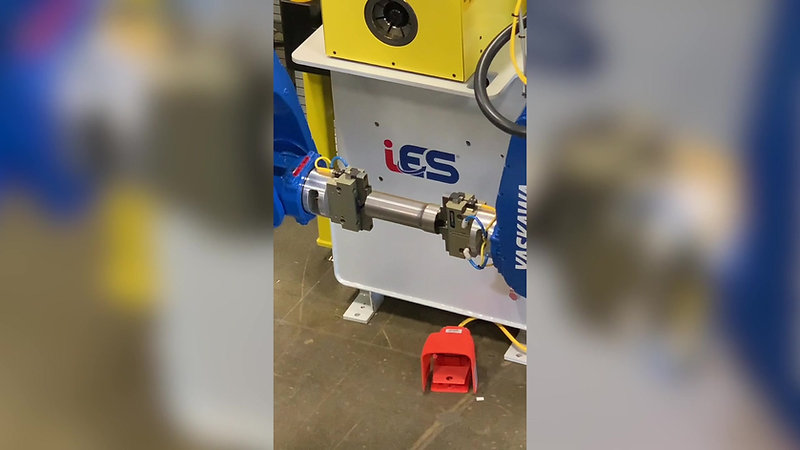 iES Automated Endforming Cell3