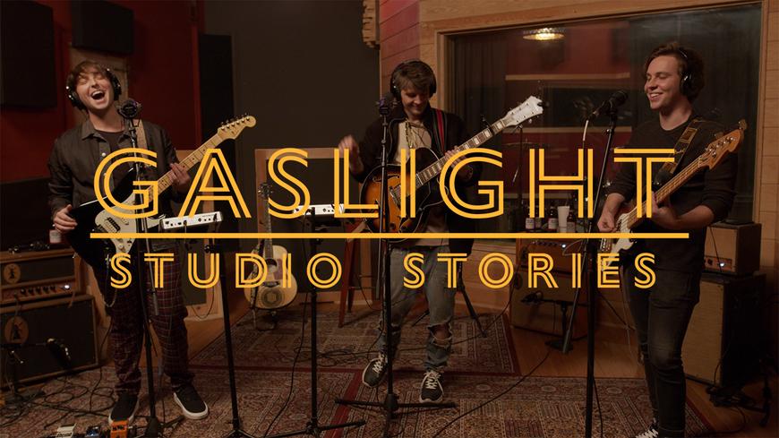 EMBLEM3 - Gaslight Studio Stories