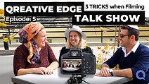 Qreative Edge Talk Show Ep. 5 - Josh