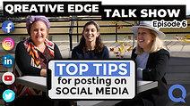 Qreative Edge Talk Show - Episode 6 - Gabi