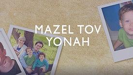 Yonah's Bar Mitzvah Slideshow