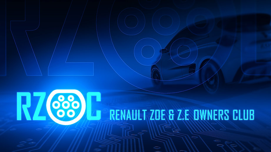 Renault Zoe & ZE Owners Club