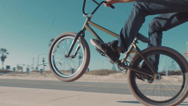 A Day Riding in Huntington Beach