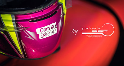 COM'IN SARTHE by PARTNER'S CONCEPT