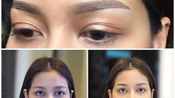 Semi permanent eyebrow course