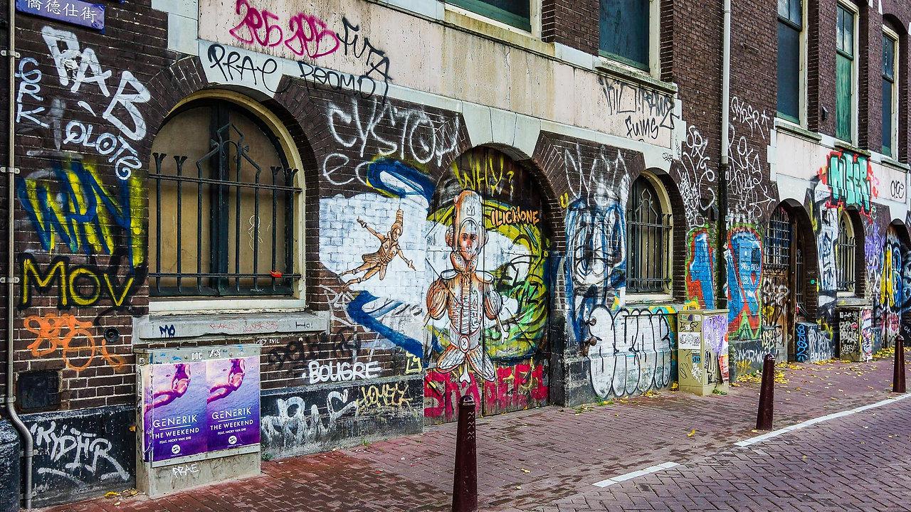 Grappig Amsterdam