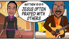 Prayer - Matthew 18:18-19