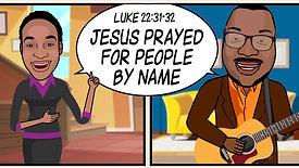 Prayer - Luke 22:31-32