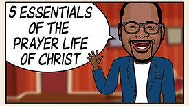 Prayer - 5 Scripture Songs on Prayer