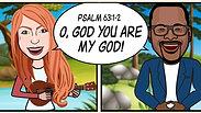 Psalm 63:1-2