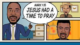 Prayer - Mark 1:35