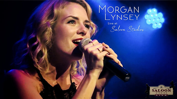 Morgan Lynsey Live at Saloon Studios
