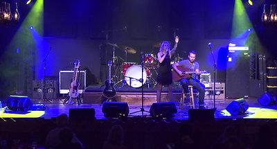 Morgan Lynsey 'Wildfire' Live at Saloon Studios