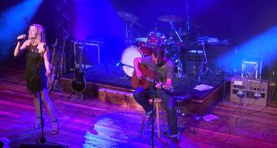 Morgan Lynsey 'Magic' Live at Saloon Studios