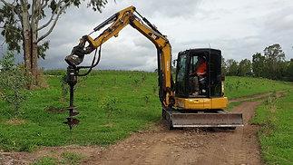BJB14 5T Caterpillar Excavator