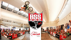 BSS TOUR 2016   Via Café Garden Shopping -BMX SUPER SPINE