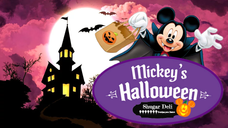 Video - Halloween - Mickey´s Halloween