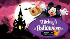 Video - Halloween - Mickey´s Halloween