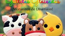 Galletas Glaseadas