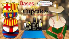 Bases para Cupcakes
