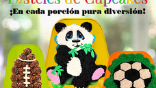 Pasteles de Cupcakes