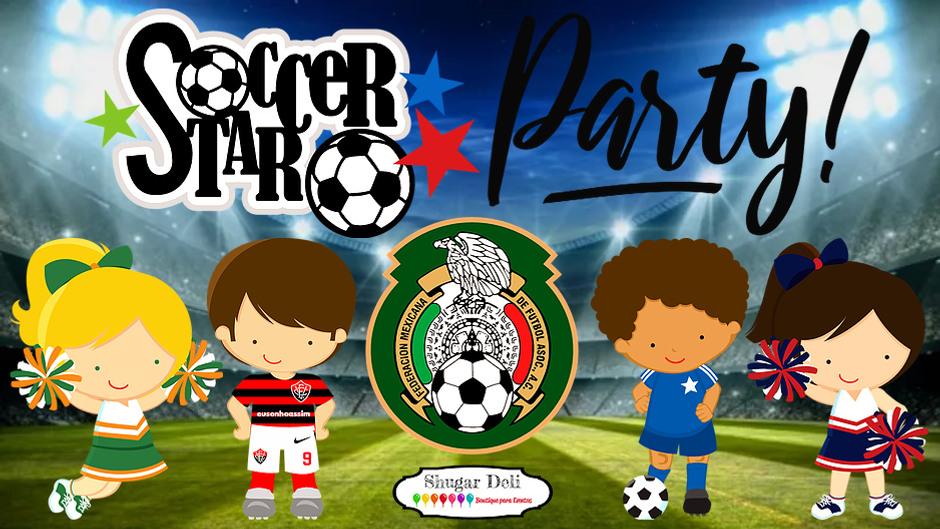 Soccer Star Party