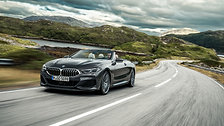 BMW 8 Series Convertible 2018