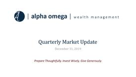 AO Quarterly Update 2019 Q4