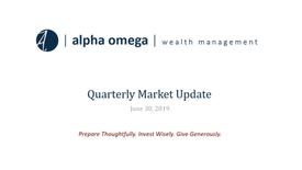 AO Quarterly Update 2019 Q2