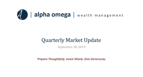 AO Quarterly Update 2019 Q3
