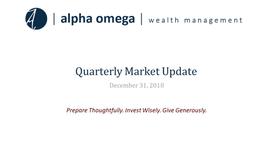 AO Quarterly Update 2018 Q4