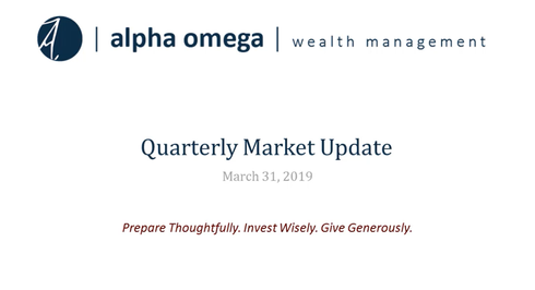 AO Quarterly Update 2019 Q1