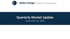 AO Quarterly Update 2020 Q3