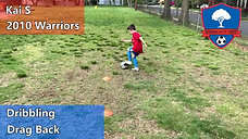 Kai S - Juggling, Dribbling, Ball Mastery - May 10_1