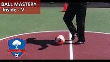 Ball Mastery, Inside - V_0