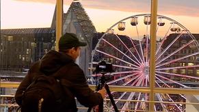Social Video: Weihnachten in Leipzig mit Strohhut Pictures