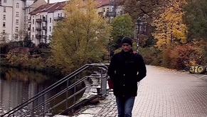 Social Video: Weihnachten in Leipzig mit Franz Anton