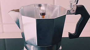 Teaser: How-To Espressokanne