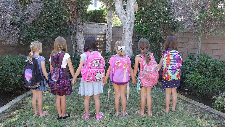 CA Kids Giving Back