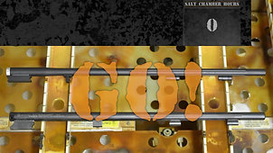 Cerakote vs. Black Nitride. Corrosion Test (ASTM B117)