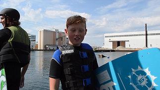 Vad är roligast med wakeboard?