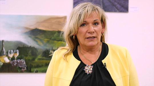 Iveta Krausová - Poprvé v Praze